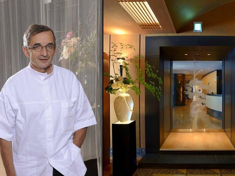 フランス料理「ミシェル・ブラストーヤジャポン」