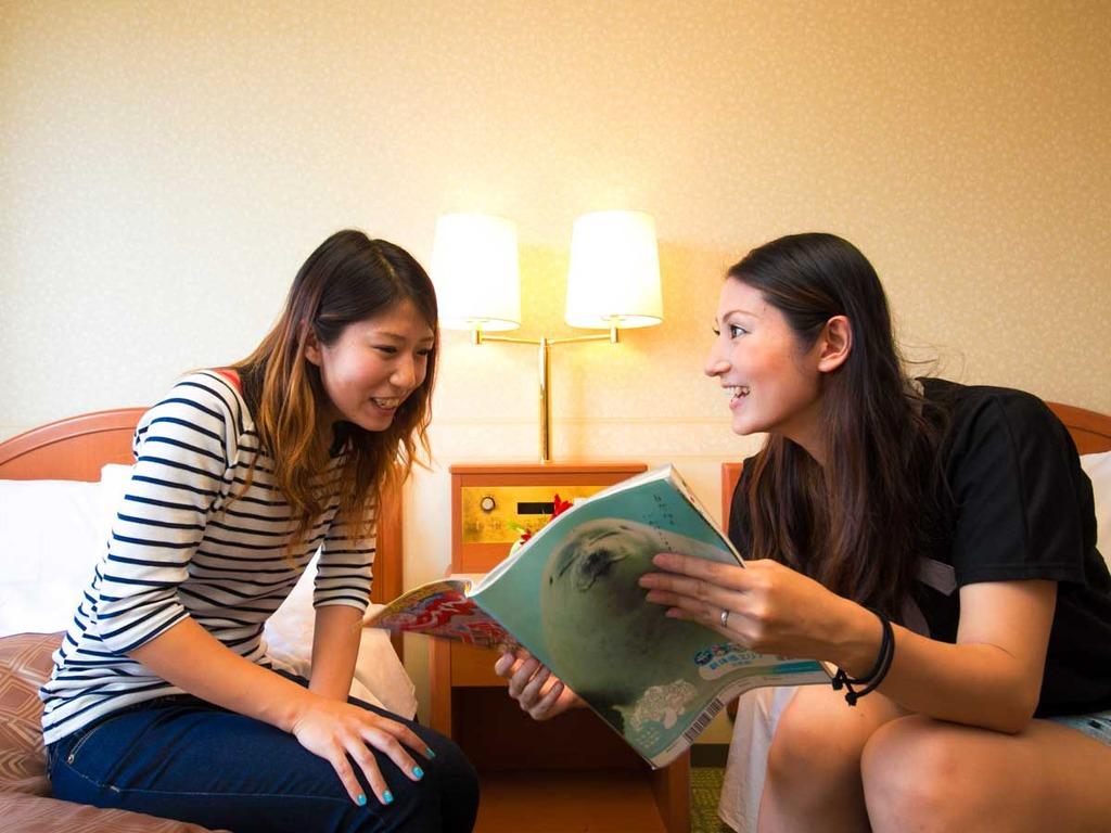 明日はどこ行こっか?沼津は伊豆方面や富士・箱根方面の観光拠点に◎!フロントにもぜひお尋ねください。