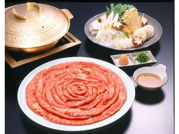 神戸牛-しゃぶしゃぶ鍋