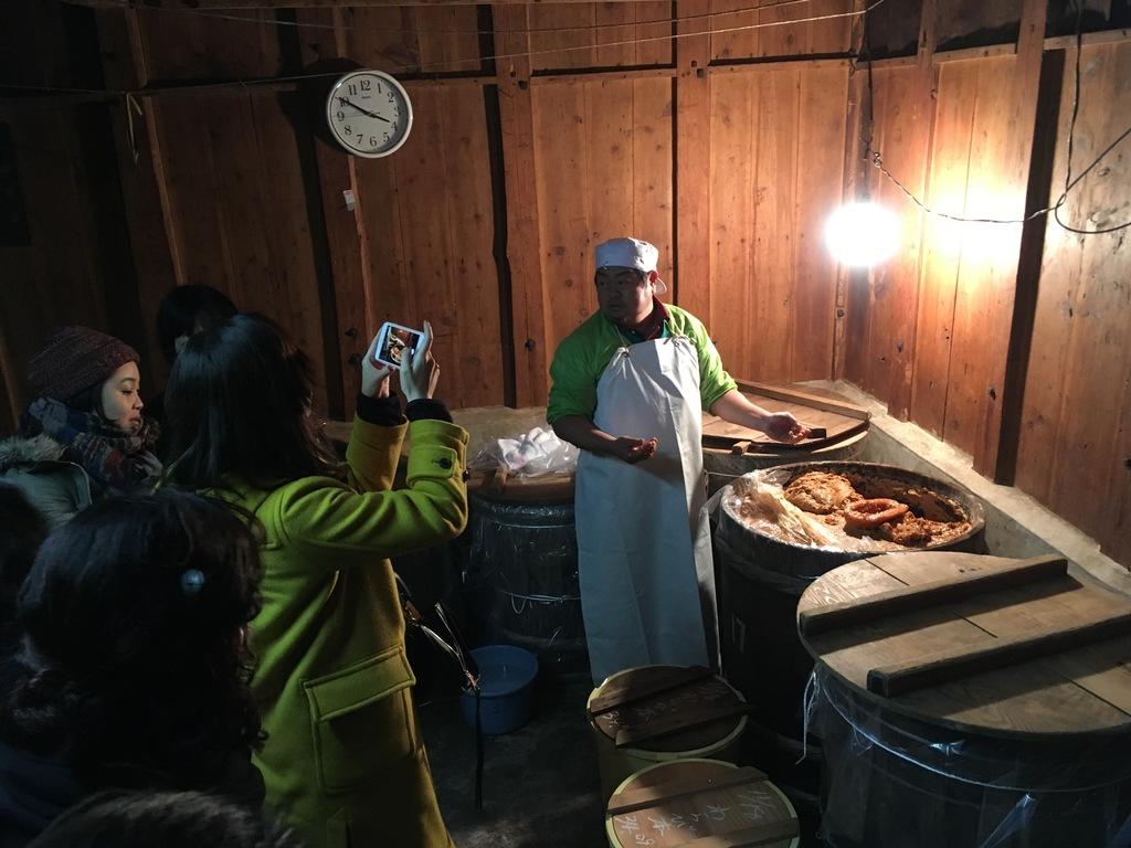 雪国の発酵食の文化を巡ります