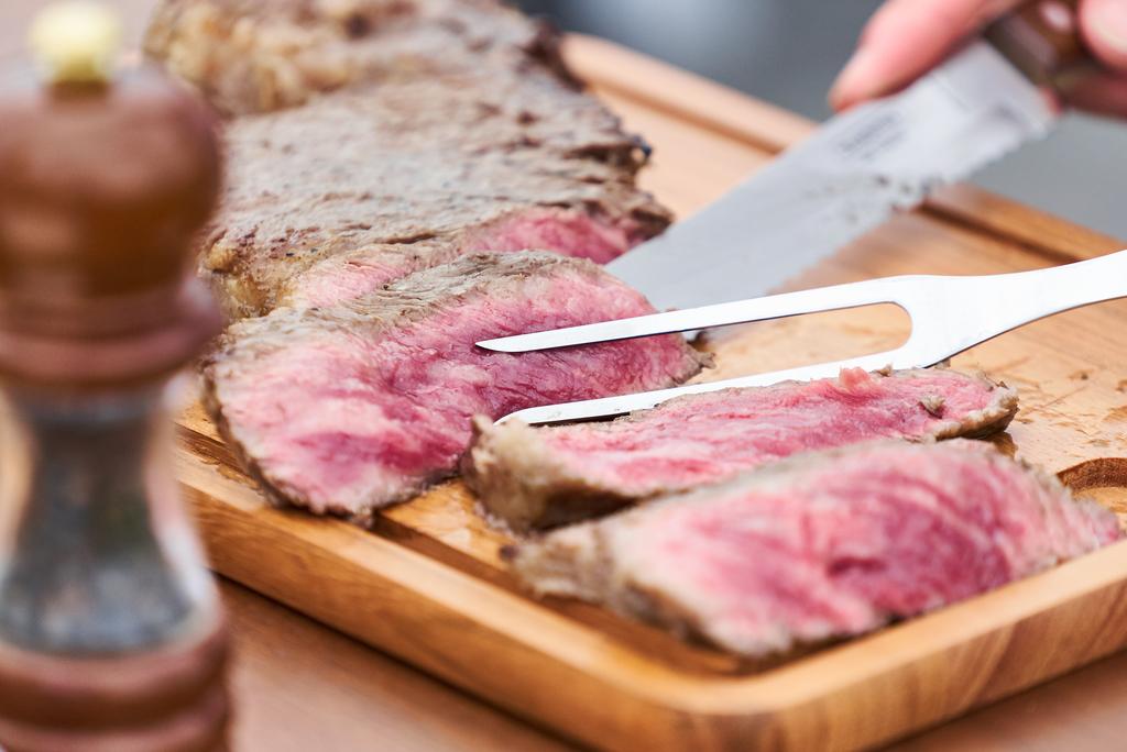 熟成肉のプレミアムBBQ