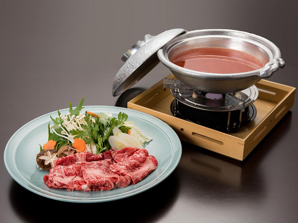 *【夕食一例】しゃぶしゃぶまたは煮込んでお召し上がりください