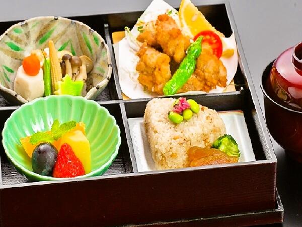 長州鶏の唐揚弁当
