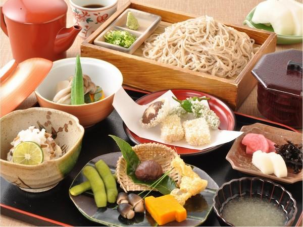 蕎麦精進(イメージ)