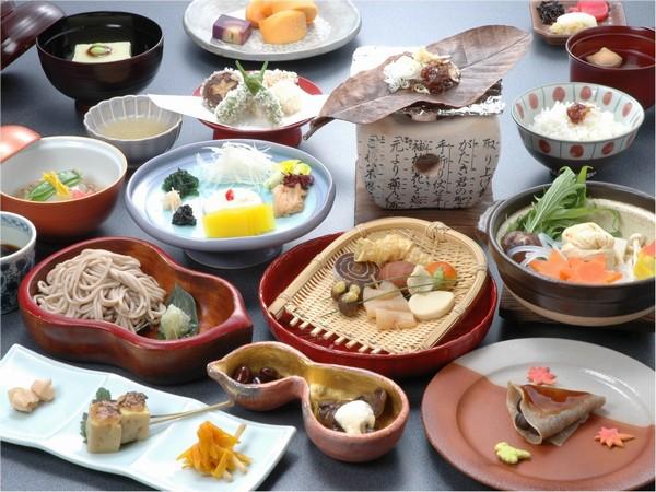 慶月・精進料理「季節精進」(イメージ)