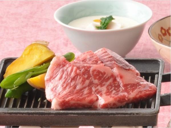 神戸牛などプレミアム食材が味わっていただけます(イメージ)