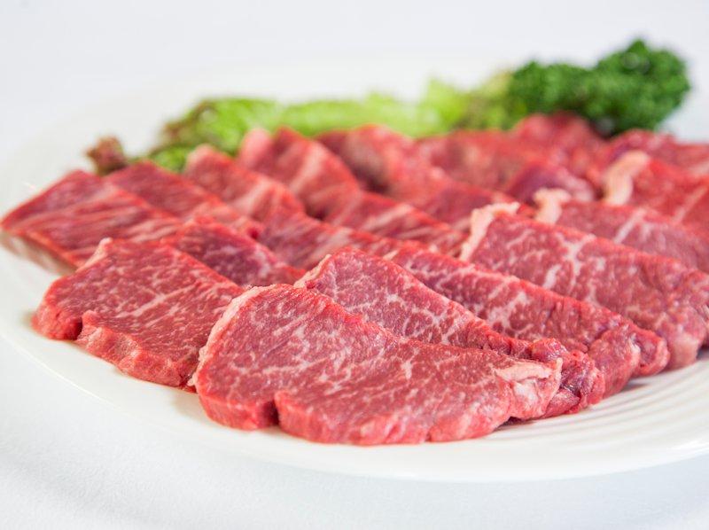 【ロッジ】特選黒毛和牛イチボ肉(イメージ)