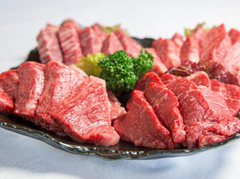 【ロッジ】ブランドビーフ食べ比べスペシャル(イメージ)