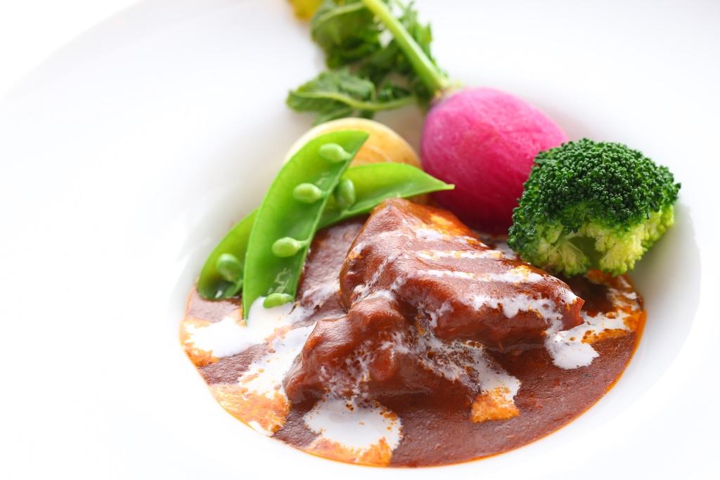 牛肉の赤ワイン煮込み(イメージ)