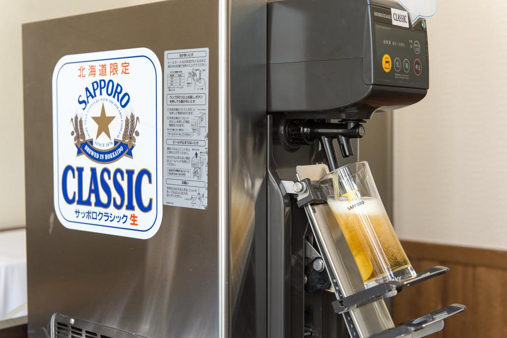北海道限定サッポロクラシック生ビールが2Fデラックスフロア専用ラウンジにて飲み放題!!