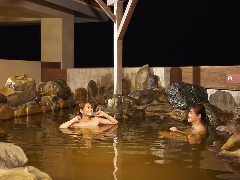 龍神の湯≪露天風呂≫