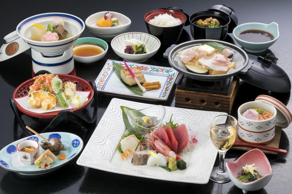 30周年記念宿泊プランお食事イメージ