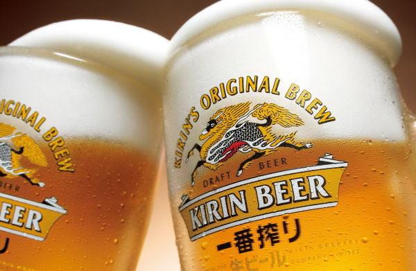 生ビール付プラン