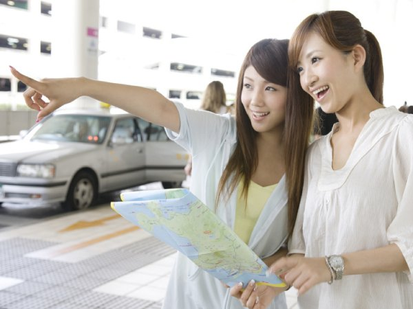 【アクセス】モノレール駅・定番観光スポットにも近く便利!