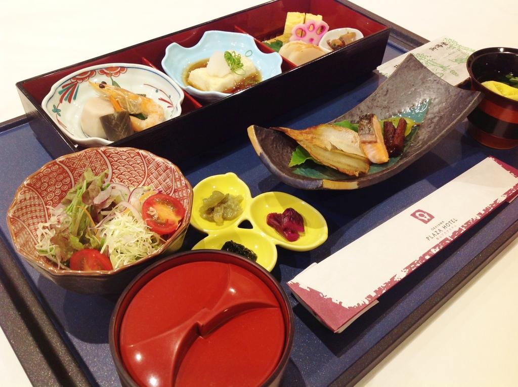 Japanese style brerakfast