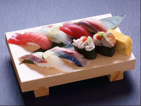 魚がし鮨・握り