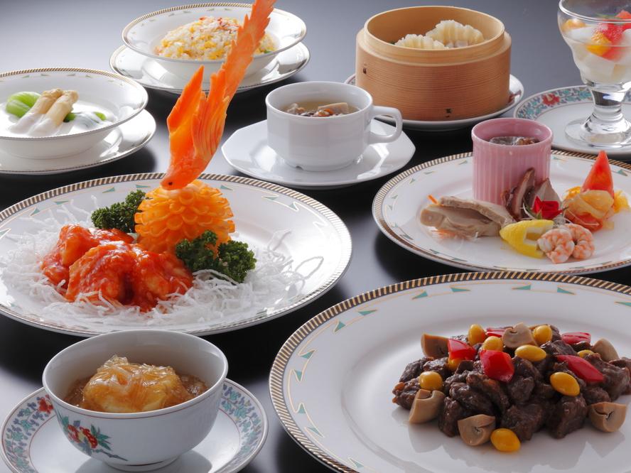 中国料理:スタンダードコースイメージ
