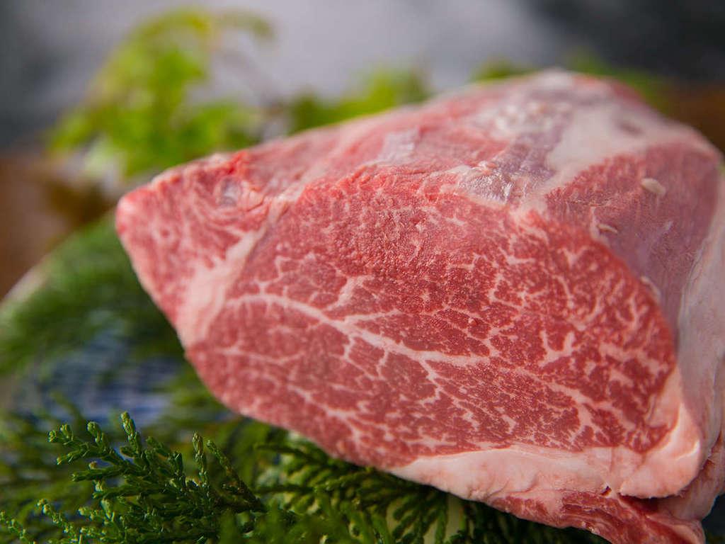 希少部位の 【豊後牛】ヒレ肉をご堪能下さい。