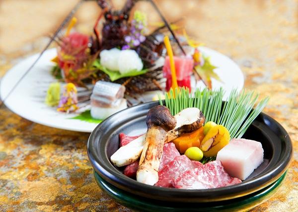 【秋限定】贅沢夕食付プラン