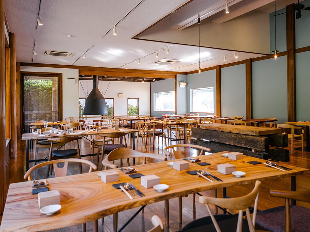 イタリアンレストラン『kaji synergy restaurant』