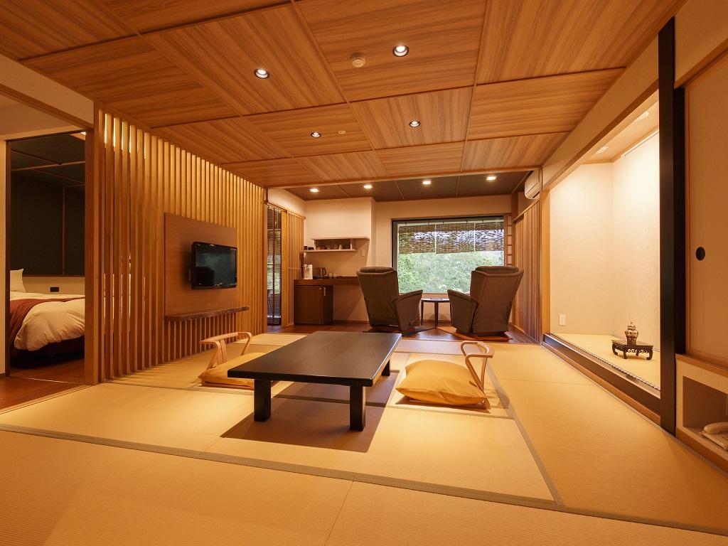 紫水亭特別室  6階風雅(Fu雅)・5階流雅(Ryu雅)