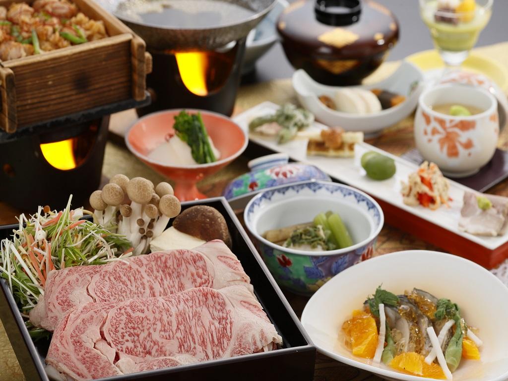 肉質日本一と評された岩手が誇る「前沢牛」のしゃぶしゃぶ!