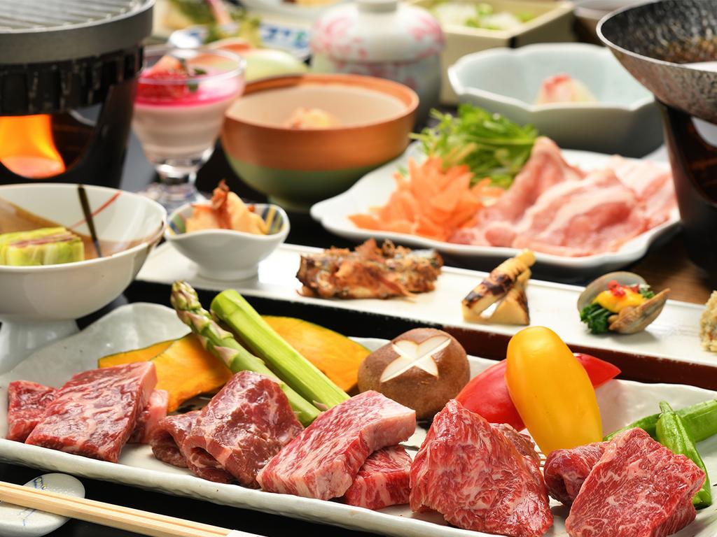 ■短角牛食べくらべ■
