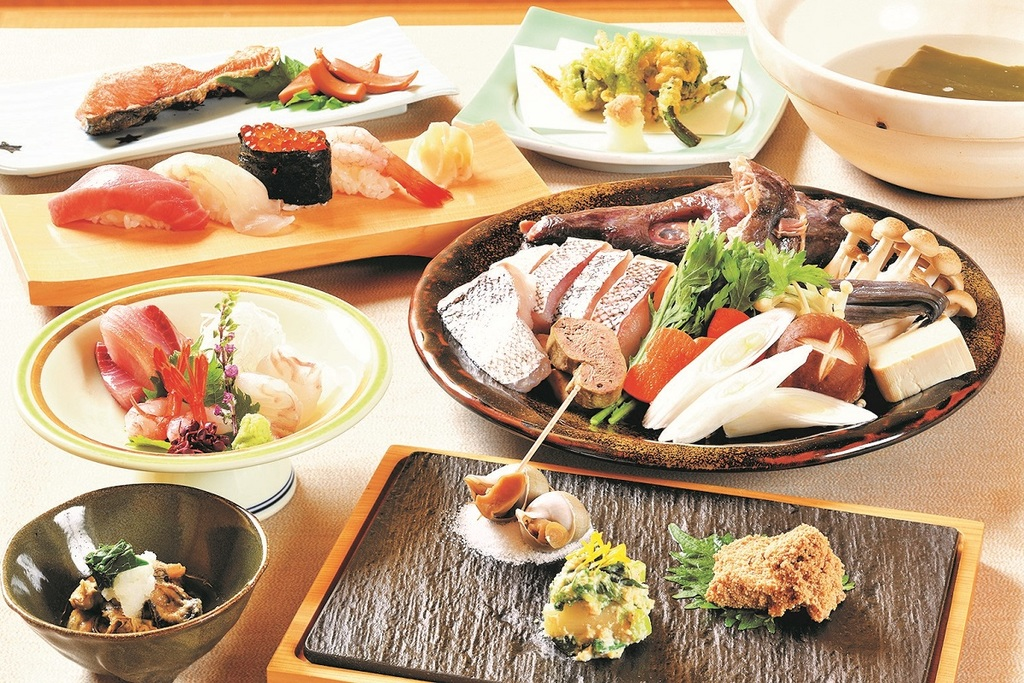 寿司会席(画像はイメージです)