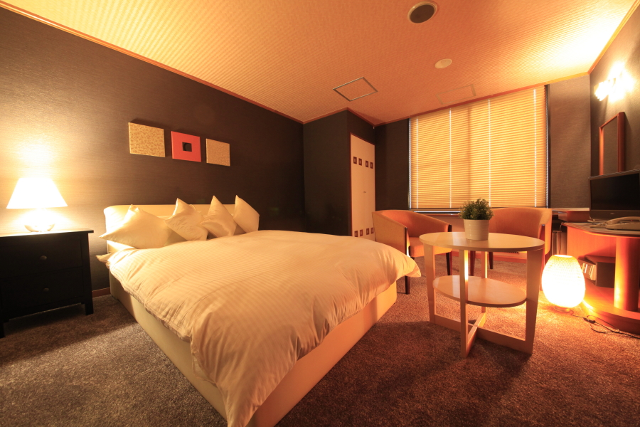 【客室】当プランは眺望がないお部屋限定となります