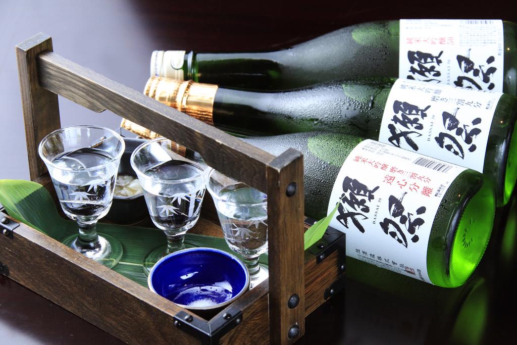選べるお酒�@獺祭利き酒セット