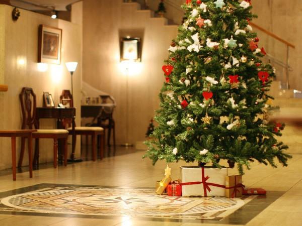 クリスマス(エントランス)