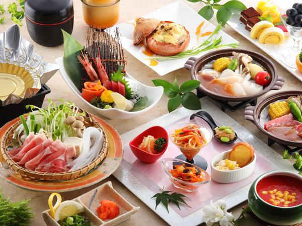 【2018春・山荘】メインは牛肉の味噌陶板焼き、または時知らずと帆立の味噌陶板焼き