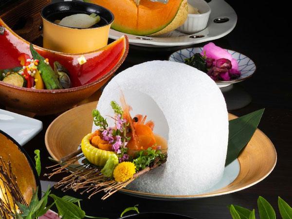 【2018秋・雪花】前菜