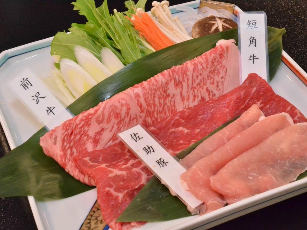 【前沢牛】【短角牛】【佐助豚】岩手が誇るブランド肉三種食べ比べ!
