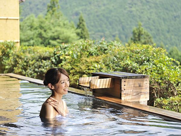 6月限定!新緑の下呂温泉で湯ったり☆食べ放題&飲み放題バイキング
