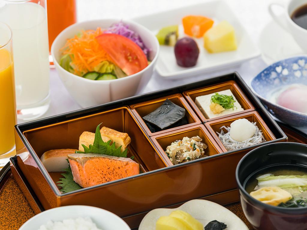 【ご朝食】7:00〜9:00