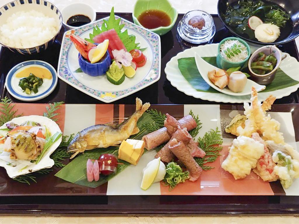 新メニュー和食膳(画像はイメージ)
