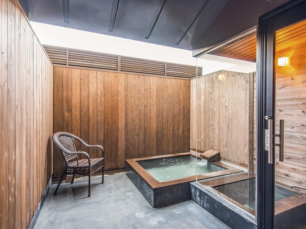 プライベート空間『家族風呂』