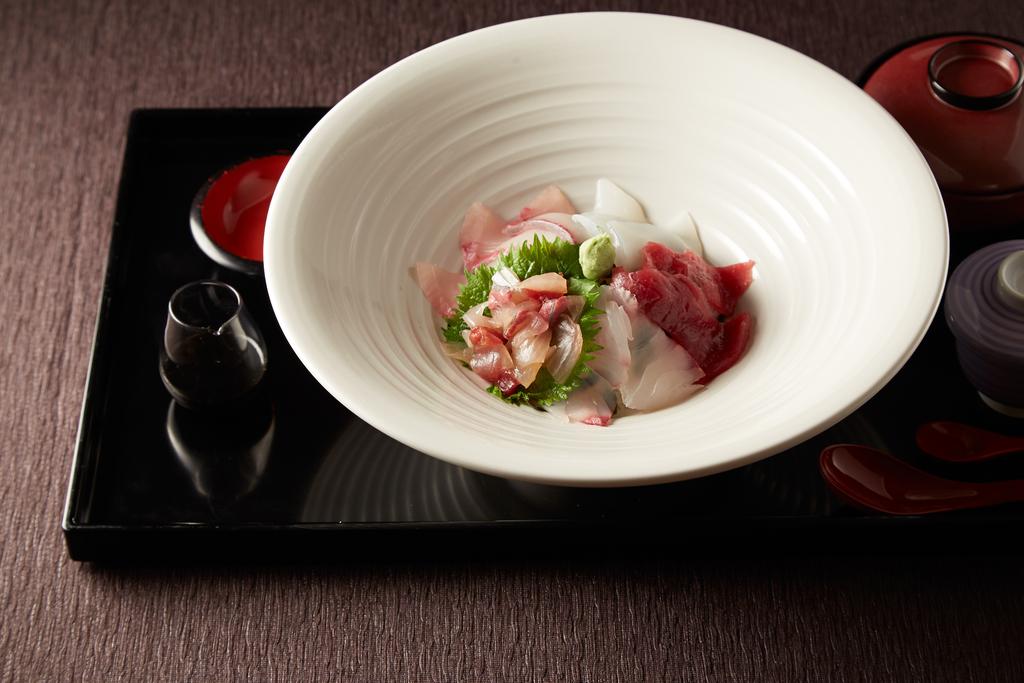 海鮮丼(ランチメニュー)