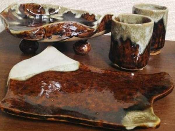 米沢焼陶芸体験