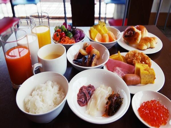 朝食一例(和食イメージ)
