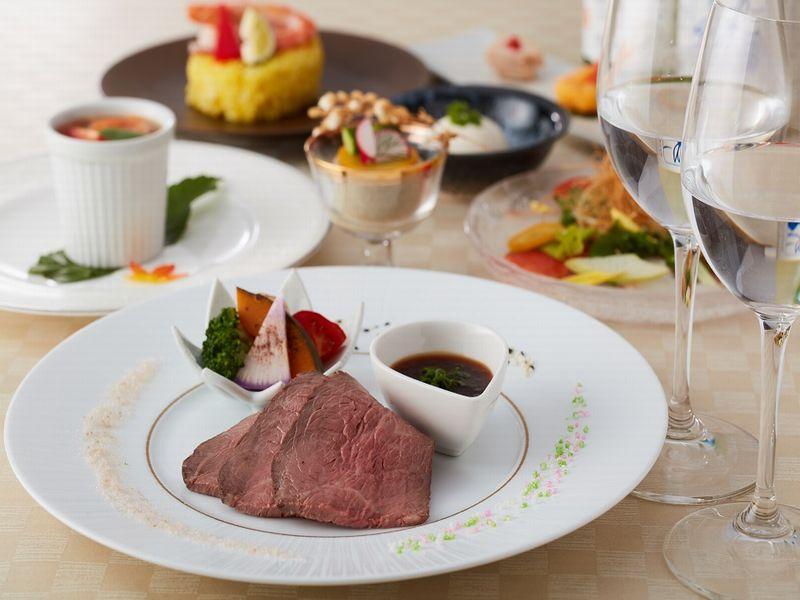 ラ・セゾンA(日本料理「四季」で和食料理人がこだわり食材で特別な洋風コースをご用意)※画像はイメージ