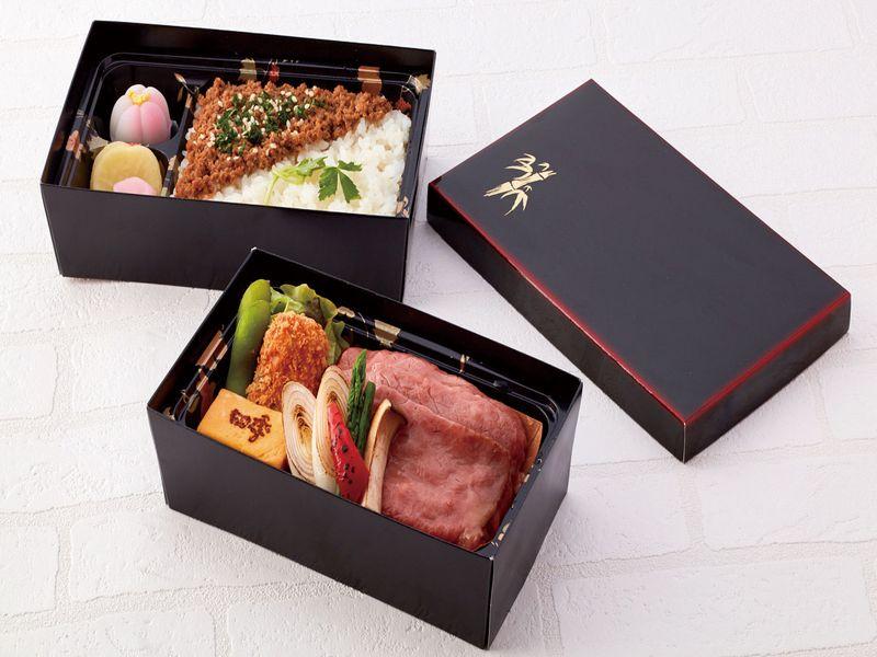 米沢牛づくし弁当 ※画像はイメージです。