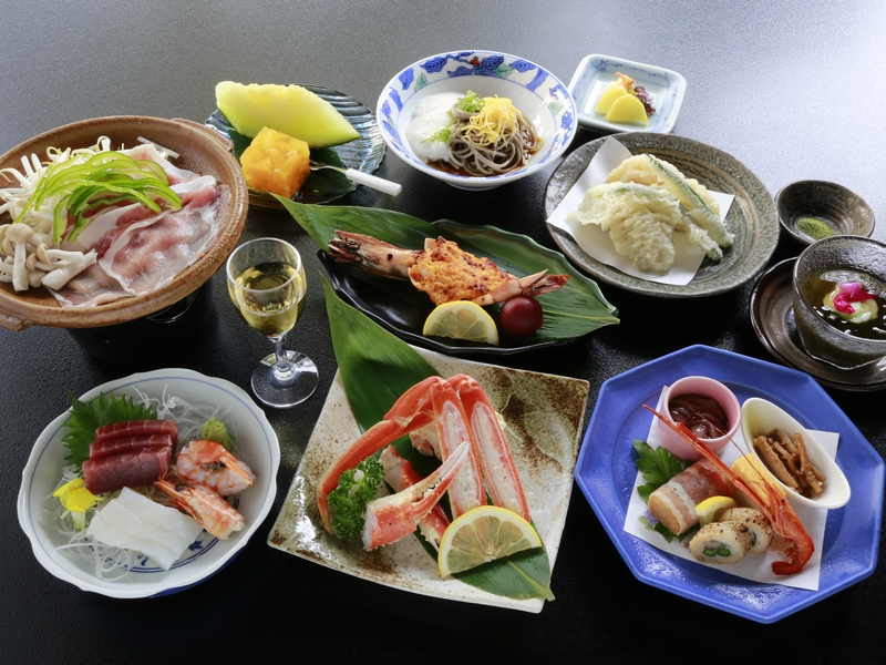 【夏のスタンダード会席】料理イメージ