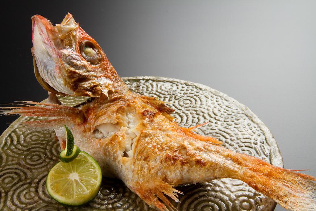 高級魚『のど黒』