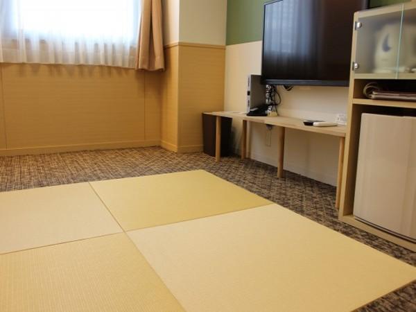 畳スペースがあります