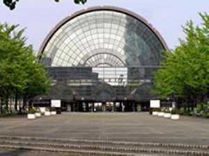 イベント会場『インテックス大阪』は、ホテル目の前!