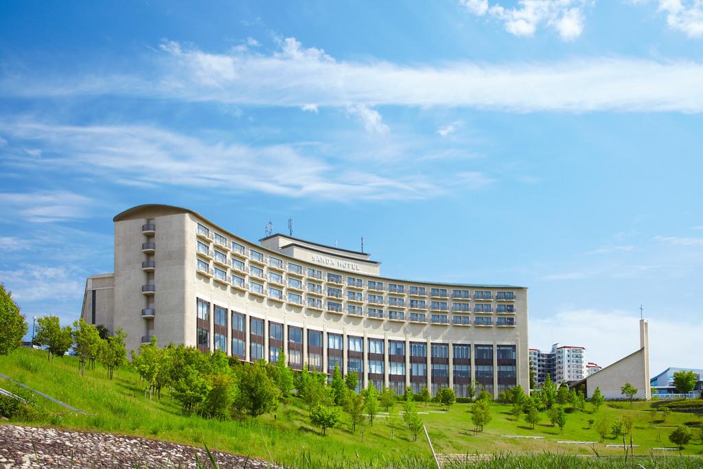 三田ホテル(外観)