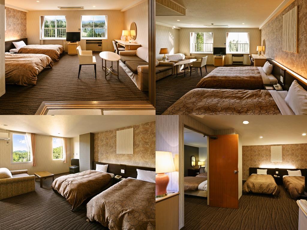 お部屋タイプはホテルにおまかせ