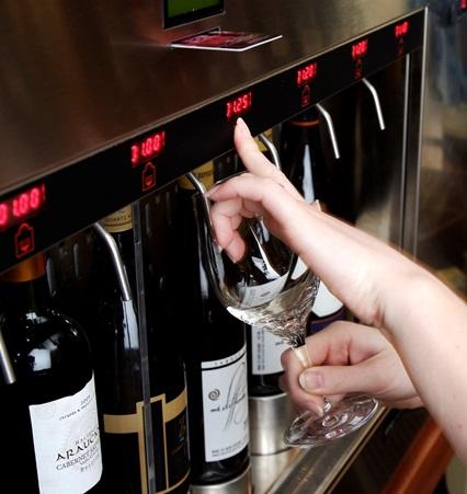 今宵ワインサーバー1